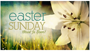Come Celebrate EASTER Sunday With Us