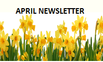 APRIL CHIMES NEWSLETTER