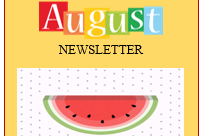 AUGUST CHIMES NEWSLETTER
