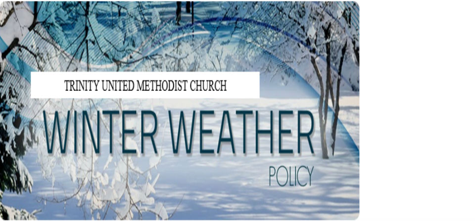 Winter Weather Policy