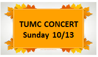 TRINITY HOSTING CONCERT EVENT – Save The Date!