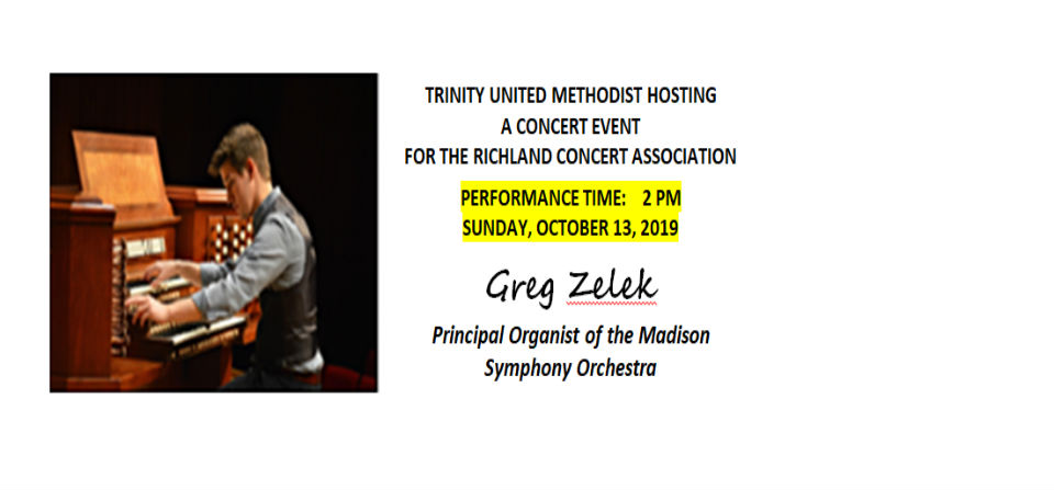 Trinity Concert Event
