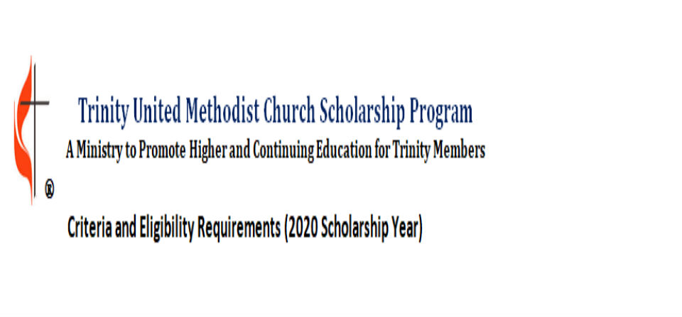 2020 Scholarship Program